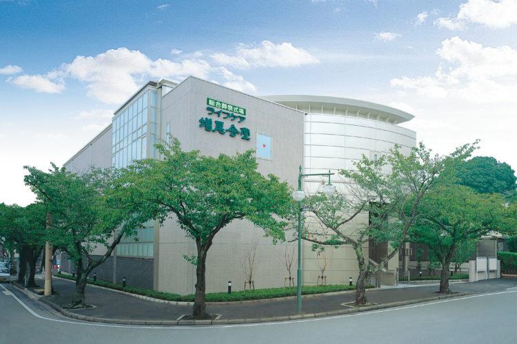 総合葬祭式場ライフケア<br>増尾会堂</br>